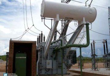 Oil transformer