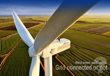 Wind power applications, Grid connected or not?