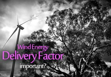 Why we find Wind Energy Delivery Factor important?