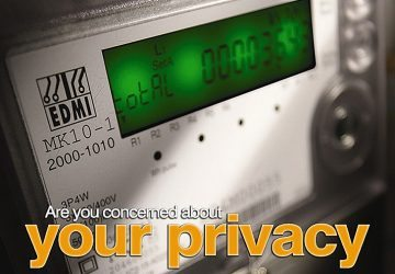 Are you concerned about your privacy in Smart Grid?
