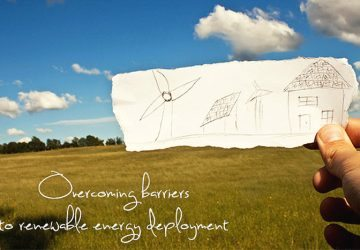 Overcoming barriers to renewable energy deployment