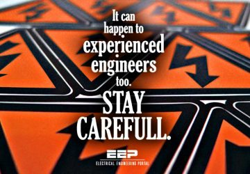 It can happen to experienced engineers too. Stay carefull.