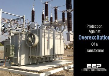 Protection Against Overexcitation Of a Transformer