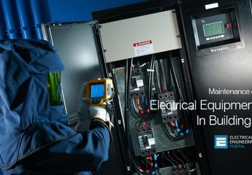 Maintenance of Electrical Equipment In Buildings
