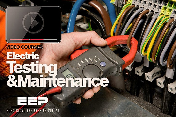 Electric Testing and Maintenance (VIDEO courses)