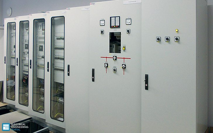 Substation AC Auxiliary Supply For Inessential Loads
