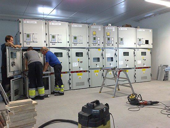 ABB's Unigear medium voltage switchgeara