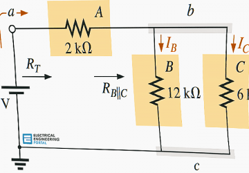 2 approaches to analyse and solve series parallel networks