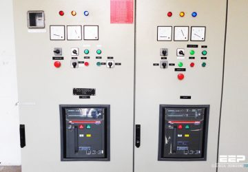 Equipment Used To Implement Automatic Transfer System - ATS