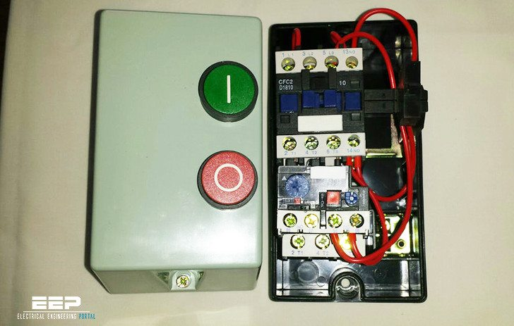 A few tips on how to select contactor for use in direct on line starter