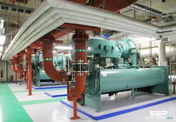 Successful Energy Efficiency In Using Centrifugal Water Chillers