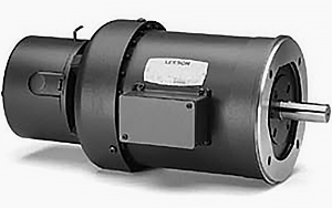 Three-phase brakemotor
