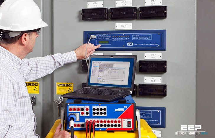 Operation, maintenance, and field test procedures for protective relays and associated circuits