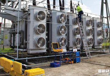 Tips for improving maintenance of a power transformer