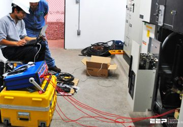 Primary Injection Testing Of Protection System For Wiring Errors Between VTs / CTs and Relays