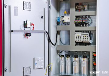 Step-by-step tutorial for building capacitor bank and reactive power compensation panel