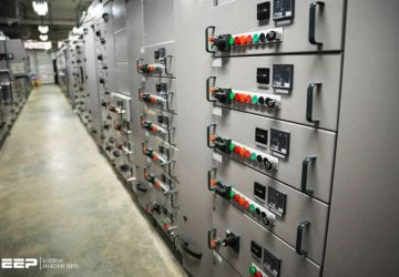 An algorithmic approach to space optimized design of modular switchboards