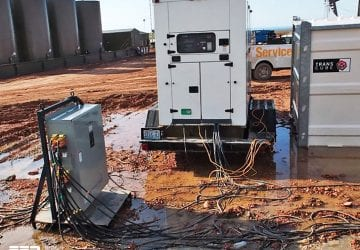 Neutral earthing systems of generator sets (gensets)