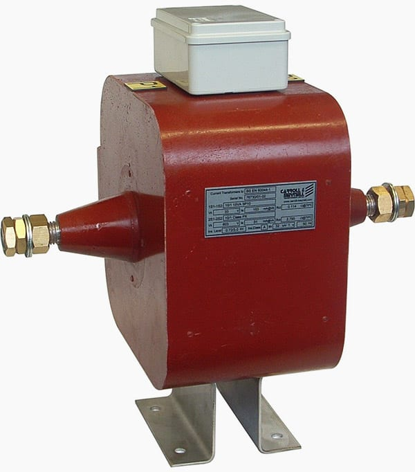 Bar Primary Type Current Transformer