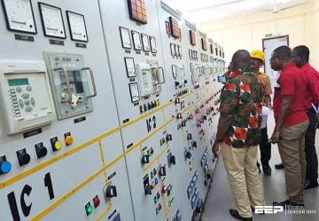 Experience in implementation of IEC 61850 standard in high voltage substation in Ghana
