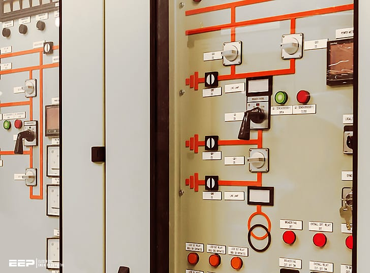 Primary and secondary power distribution systems (layouts explained)