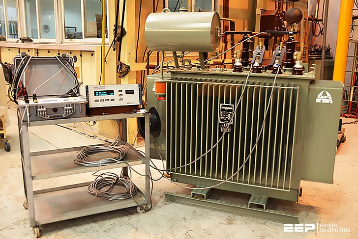 Transformer no-loadlossandexcitation-currentmeasurements
