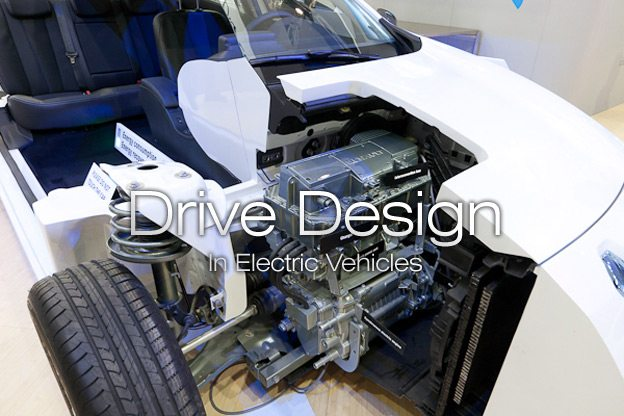 Drive design in electric vehicles for Bldc motor design calculations