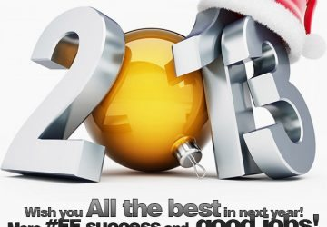 EEP wishes you a Happy New Year and all the best in 2013!