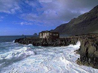 The small island of El Hierro