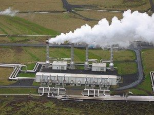 Iceland - Geothermal Power Plant