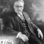 Dr. Mihajlo Pupin (1854-1935), inventor and scientist