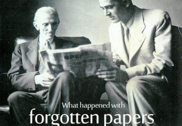 What happened with forgotten papers of Nikola Tesla?