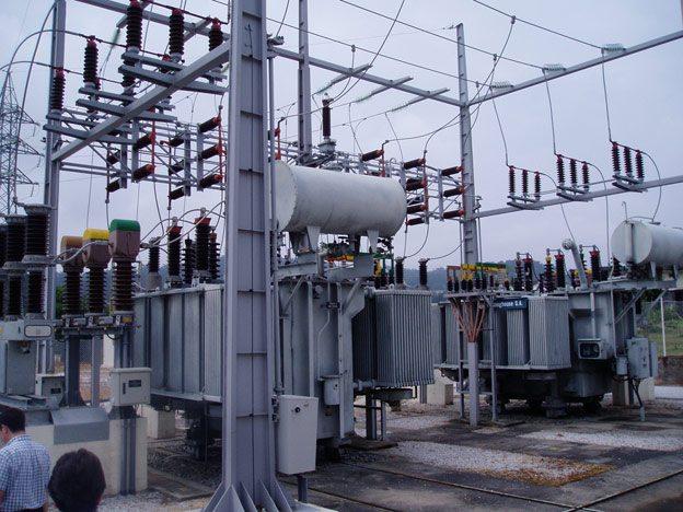 Secondary substation - Vilalonga VLG 66/20 kV